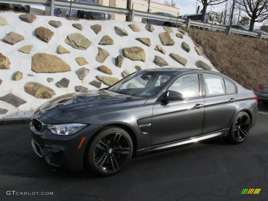 2015 mineral grey metallic bmw m3 sedan 100382371. Black Bedroom Furniture Sets. Home Design Ideas
