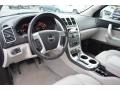 2010 Acadia SLT Light Titanium Interior