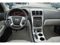Dashboard of 2010 Acadia SLT