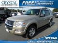 2007 Pueblo Gold Metallic Ford Explorer XLT #100382166