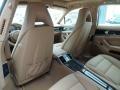 Rear Seat of 2015 Panamera GTS
