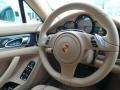 2015 Panamera GTS Steering Wheel