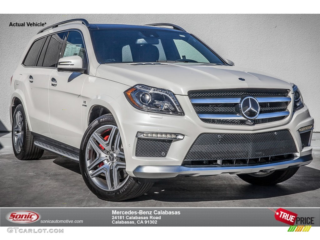 2015 designo diamond white metallic mercedes benz gl 63 for 2015 mercedes benz gl