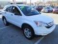 2010 Taffeta White Honda CR-V EX AWD  photo #8