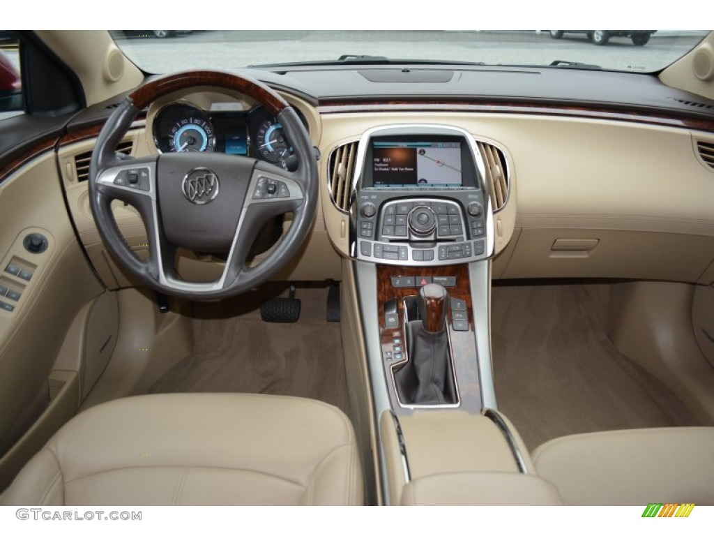2010 Buick Lacrosse Cxs Dashboard Photos