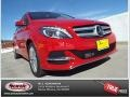 Jupiter Red 2014 Mercedes-Benz B Electric Drive