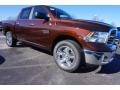 2015 Western Brown Ram 1500 Big Horn Crew Cab  photo #4