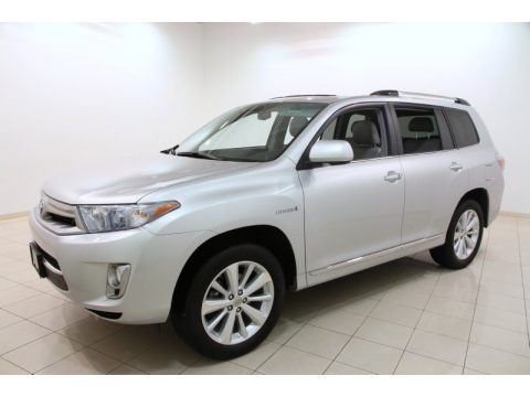 2012 Toyota Highlander Hybrid 4WD Data, Info And Specs