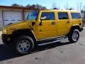 Yellow - H2 SUV Photo No. 2