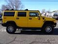 Yellow - H2 SUV Photo No. 7
