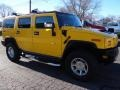 Yellow - H2 SUV Photo No. 8