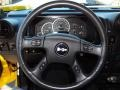 2005 H2 SUV Steering Wheel