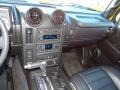 Dashboard of 2005 H2 SUV