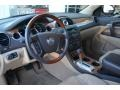 Cashmere/Cocoa Interior Photo for 2011 Buick Enclave #100553405