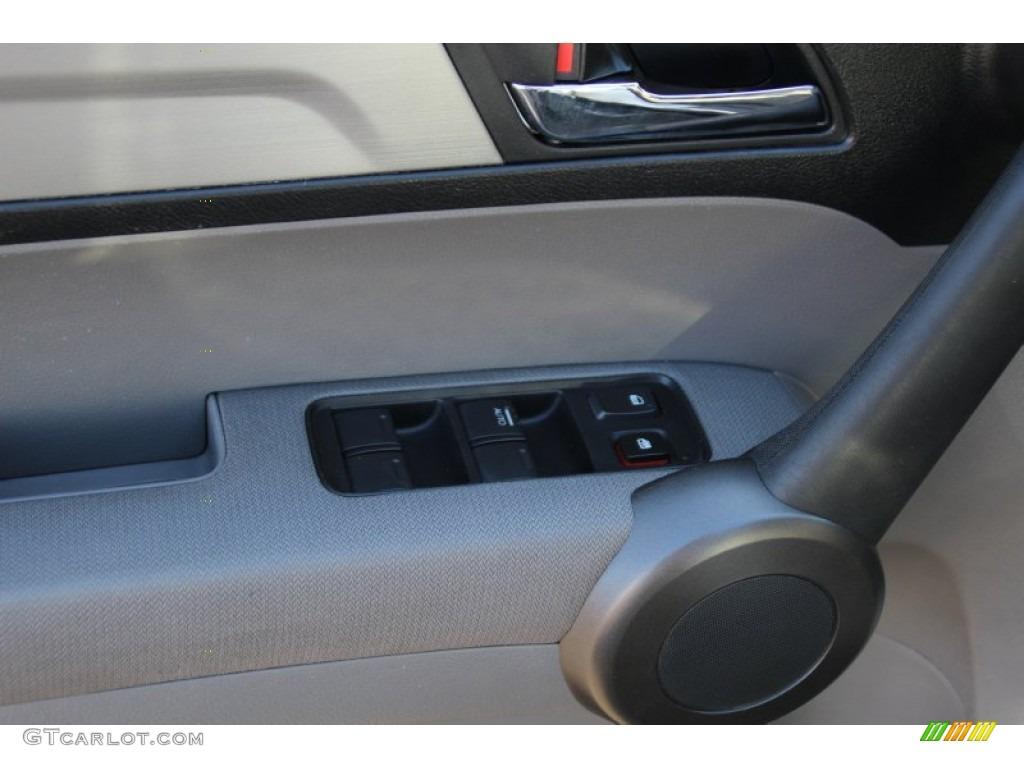 2011 CR-V SE 4WD - Taffeta White / Gray photo #10