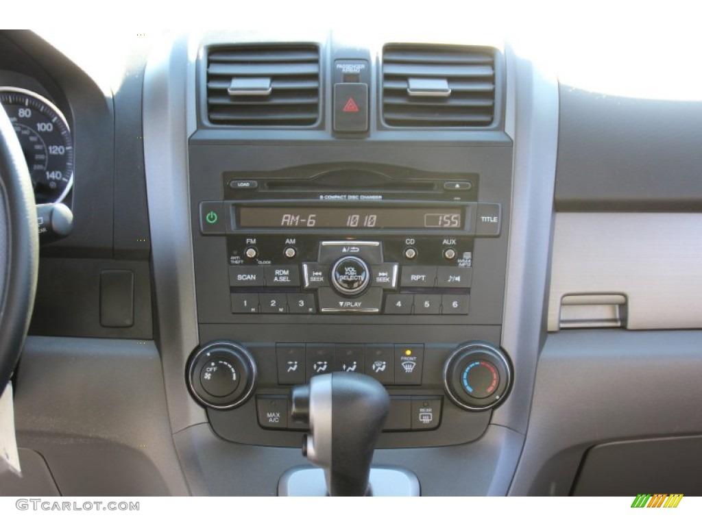 2011 CR-V SE 4WD - Taffeta White / Gray photo #15