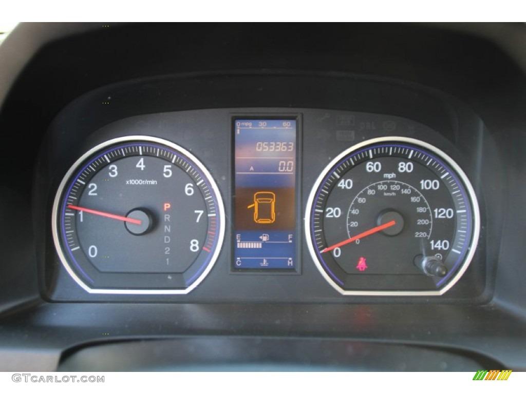 2011 CR-V SE 4WD - Taffeta White / Gray photo #20
