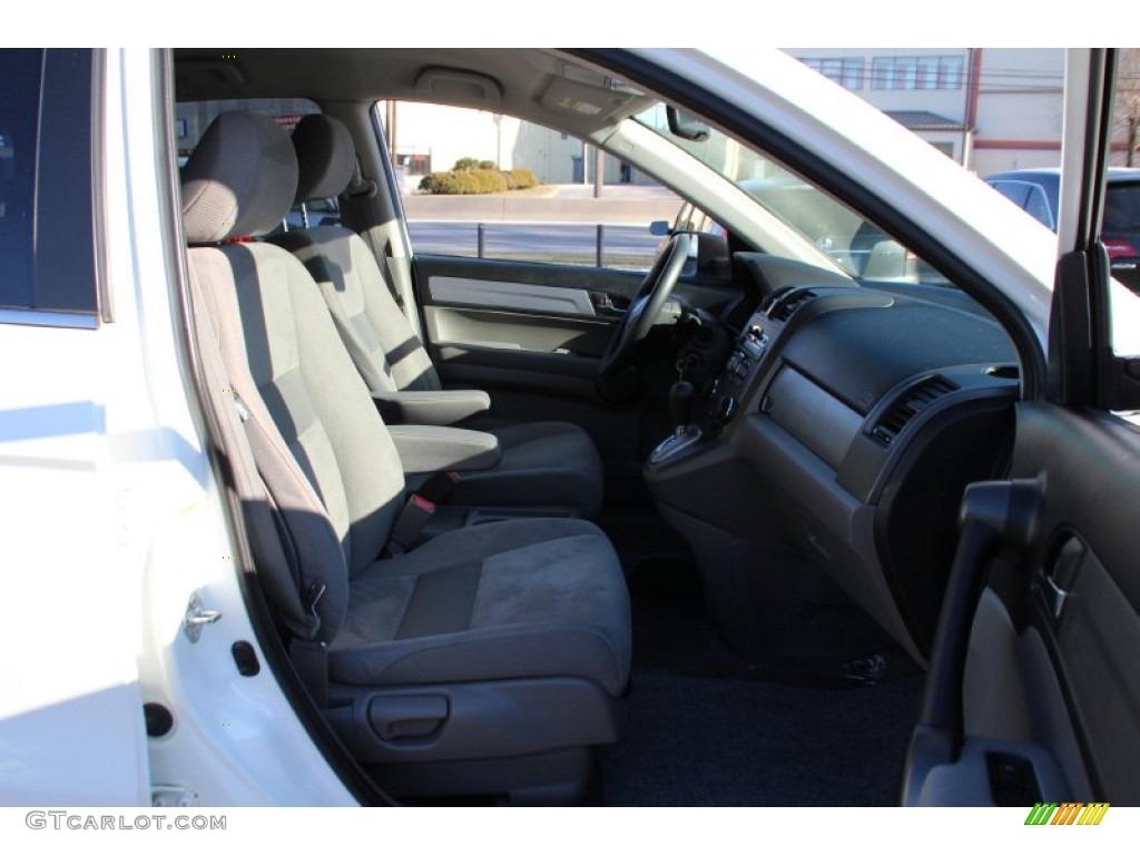 2011 CR-V SE 4WD - Taffeta White / Gray photo #27