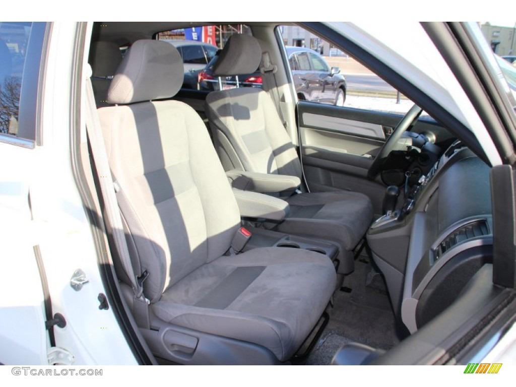 2011 CR-V SE 4WD - Taffeta White / Gray photo #28