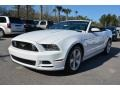 Oxford White 2014 Ford Mustang Gallery