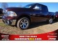2015 Western Brown Ram 1500 Laramie Crew Cab 4x4  photo #1