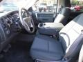 2013 Woodland Green Chevrolet Silverado 1500 LT Crew Cab  photo #4