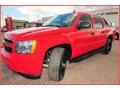 Victory Red 2008 Chevrolet Avalanche Gallery