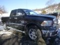 Black - 1500 Laramie Quad Cab 4x4 Photo No. 9