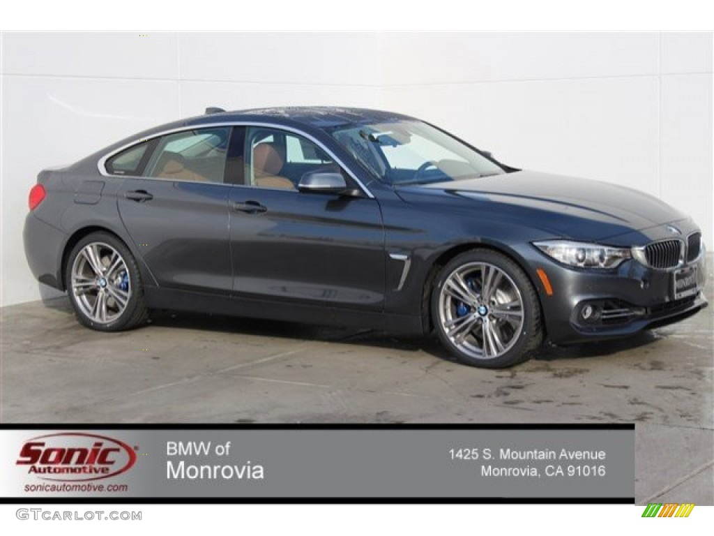 2015 mineral grey metallic bmw 4 series 435i gran coupe. Black Bedroom Furniture Sets. Home Design Ideas