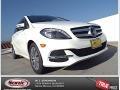 Cirrus White 2014 Mercedes-Benz B Electric Drive
