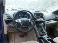 2014 Deep Impact Blue Ford Escape SE 2.0L EcoBoost 4WD  photo #17