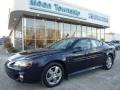 Midnight Blue Metallic 2007 Pontiac Grand Prix Sedan