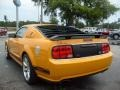 2007 Grabber Orange Ford Mustang Saleen Parnelli Jones Edition  photo #5