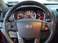 2011 Spicy Red Kia Sorento LX AWD  photo #21