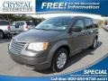 Dark Cordovan Pearl 2010 Chrysler Town & Country LX