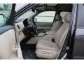 2012 Honda Pilot Beige Interior Front Seat Photo