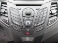 Charcoal Black Controls Photo for 2015 Ford Fiesta #100691546