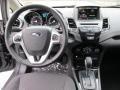 Charcoal Black Dashboard Photo for 2015 Ford Fiesta #100692269
