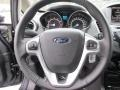 Charcoal Black Steering Wheel Photo for 2015 Ford Fiesta #100692407
