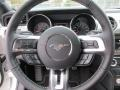 2015 Ford Mustang 50th Anniversary Cashmere Interior Steering Wheel Photo