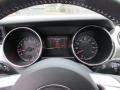 2015 Ford Mustang 50th Anniversary Cashmere Interior Gauges Photo