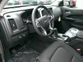 Jet Black Interior Photo for 2015 GMC Canyon #100704458