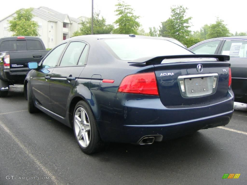 2005 Abyss Blue Pearl Acura Tl 3 2 10051758 Gtcarlot Com Car Color Galleries