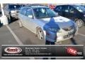 Sunlight Silver Metallic 2003 Mazda Protege 5 Wagon