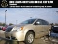 Cashmere/Sandstone Pearl 2015 Chrysler Town & Country Limited Platinum