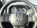 Black/Diesel Gray Steering Wheel Photo for 2015 Ram 1500 #100732544