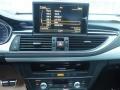 Controls of 2015 RS 7 4.0 TFSI quattro