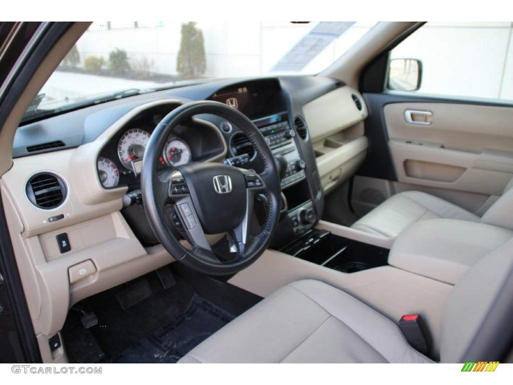 2012 honda pilot ex l 4wd interior color photos - 2012 honda pilot exterior colors ...