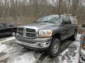 2006 Mineral Gray Metallic Dodge Ram 1500 Big Horn Edition Quad Cab 4x4  photo #3