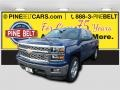 Deep Ocean Blue Metallic 2015 Chevrolet Silverado 1500 Gallery
